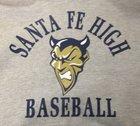 Santa Fe Demons Boys Varsity Baseball Spring 13-14 team photo.