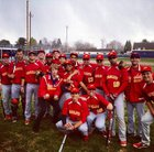 Paraclete Spirits Boys Varsity Baseball Spring 13-14 team photo.