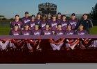 Hamilton Huskies Boys Varsity Baseball Spring 13-14 team photo.
