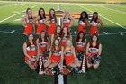 Nashville Scrappers Co-ed Varsity Cheer Fall 17-18 team photo.