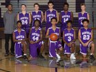 Garfield Bulldogs Boys Freshman Basketball Winter 17-18 team photo.