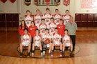 Big Foot Chiefs Boys Freshman Basketball Winter 17-18 team photo.