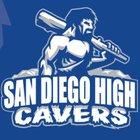 San Diego Cavers Boys Freshman Basketball Winter 17-18 team photo.