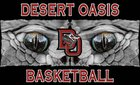 Desert Oasis Diamondbacks Boys Freshman Basketball Winter 17-18 team photo.
