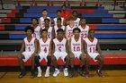Pine Forest Eagles Boys Freshman Basketball Winter 17-18 team photo.