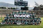 Tehachapi Warriors Boys JV Football Fall 17-18 team photo.