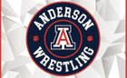 Anderson County Bearcats Boys Varsity Wrestling Winter 17-18 team photo.