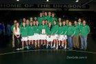 Litchfield Dragons Boys Varsity Wrestling Winter 17-18 team photo.