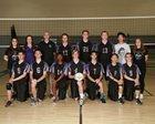 Arizona College Prep Knights Boys Varsity Volleyball Spring 16-17 team photo.