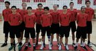Fallbrook Warriors Boys Varsity Volleyball Spring 16-17 team photo.