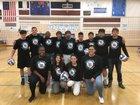 Catalina Trojans Boys Varsity Volleyball Spring 16-17 team photo.