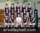 Eagle Rock Eagles Boys Varsity Volleyball Spring 16-17 team photo.