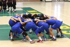 Chula Vista Spartans Boys Varsity Volleyball Spring 16-17 team photo.