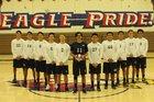 La Sierra Eagles Boys Varsity Volleyball Spring 16-17 team photo.