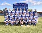 Moon Valley Rockets Boys Varsity Baseball Spring 15-16 team photo.