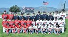 Redlands East Valley Wildcats Boys Varsity Baseball Spring 15-16 team photo.