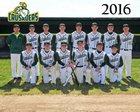 Northwest Christian School Crusaders Boys Varsity Baseball Spring 15-16 team photo.
