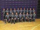Breese Central Cougars Boys Varsity Baseball Spring 15-16 team photo.