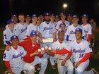 McGavock Raiders Boys Varsity Baseball Spring 15-16 team photo.