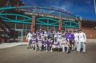 Littleton Lions Boys Varsity Baseball Spring 15-16 team photo.