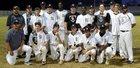 Lamar Silver Foxes Boys Varsity Baseball Spring 15-16 team photo.