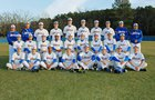 North Little Rock Charging Wildcats Boys Varsity Baseball Spring 15-16 team photo.