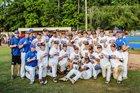 Tattnall Square Academy Trojans Boys Varsity Baseball Spring 15-16 team photo.