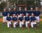 St. Anne-Pacelli Vikings Boys Varsity Baseball Spring 15-16 team photo.