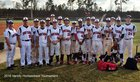 MtB HomeSchool Mustangs Boys Varsity Baseball Spring 15-16 team photo.