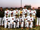 Northside Christian Academy Crusaders Boys Varsity Baseball Spring 15-16 team photo.
