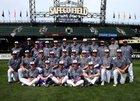 Lake Washington Kangaroos Boys Varsity Baseball Spring 15-16 team photo.