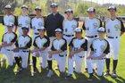 Oak Park Eagles Boys Freshman Baseball Spring 17-18 team photo.