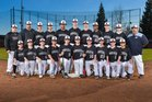 Woodcreek Timberwolves Boys Freshman Baseball Spring 17-18 team photo.