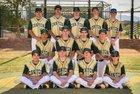 Canyon Cowboys Boys Freshman Baseball Spring 17-18 team photo.