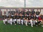 Dripping Springs Tigers Boys Freshman Baseball Spring 17-18 team photo.