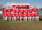 Sandia Matadors Boys Freshman Baseball Spring 17-18 team photo.