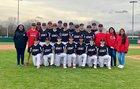 Mansfield Legacy Broncos Boys Freshman Baseball Spring 17-18 team photo.