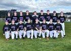 Sumner Spartans Boys Freshman Baseball Spring 17-18 team photo.