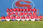 Simpson Academy Cougars Boys Freshman Baseball Spring 17-18 team photo.