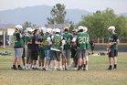 Damien Spartans Boys JV Lacrosse Spring 17-18 team photo.