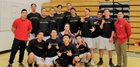 Chico Panthers Boys Varsity Volleyball Spring 17-18 team photo.