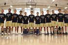 Casteel Colts Boys Varsity Volleyball Spring 17-18 team photo.