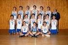 Hauppauge Eagles Boys Varsity Volleyball Spring 17-18 team photo.