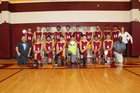 Del Sol Dragons Boys Varsity Volleyball Spring 17-18 team photo.