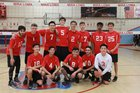Mira Loma Matadors Boys Varsity Volleyball Spring 17-18 team photo.