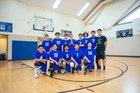 ESAT Grizzlies Boys Varsity Volleyball Spring 17-18 team photo.