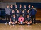 Alhambra Bulldogs Boys Varsity Volleyball Spring 17-18 team photo.