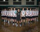 Santiago Sharks Boys Varsity Volleyball Spring 17-18 team photo.