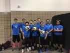 Wheat Ridge Blue Farmers Boys Varsity Volleyball Spring 17-18 team photo.