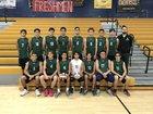 St. Brendan Sabres Boys Varsity Volleyball Spring 17-18 team photo.